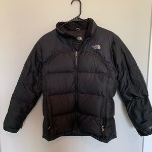 Girls XL North Face Puffer Jacket